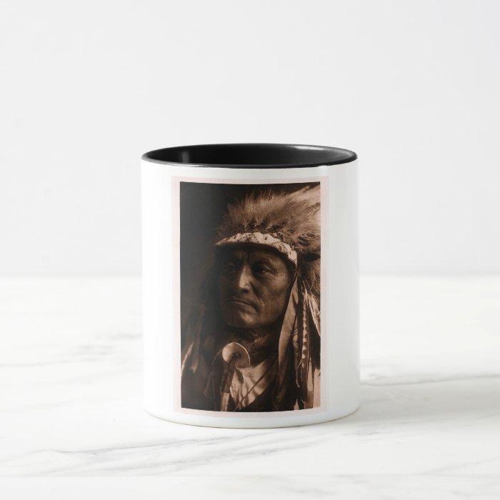 Crazy Thunder Ogalala Sioux Mug