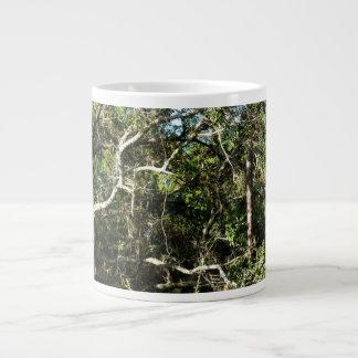 crazy tree limbs nature photo image large coffee mug