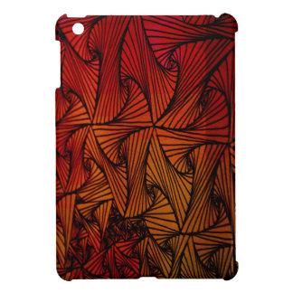Crazy Triangle iPad Mini Covers