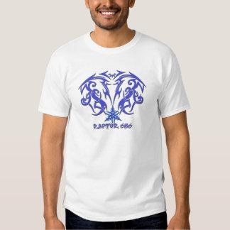 Crazy Tribal 686 Raptor Tee Shirt