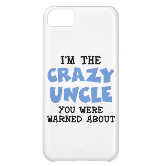Crazy Uncle Cover For iPhone 5C