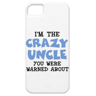 Crazy Uncle iPhone SE/5/5s Case