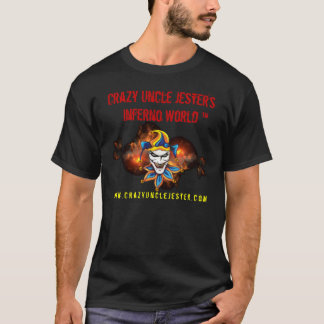 Crazy Uncle Jester's Inferno World 2008 T-Shirt