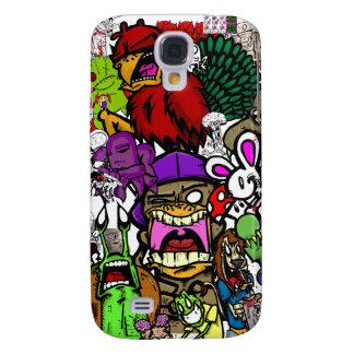 Crazy Usagi Case Galaxy S4 Cases