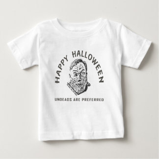 Crazy Zombie - Halloween Baby T-Shirt