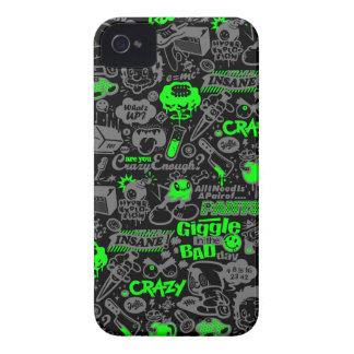 CrazyCombo iPhone 4/4s case