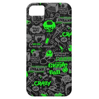 CrazyCombo iPhone 5 case