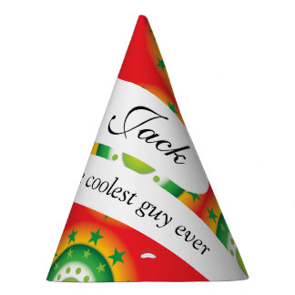 Crazydeal p514 Super cool & awesome party hat