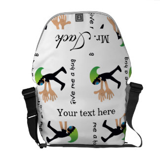Crazydeal p603 Super funny medium messenger bag