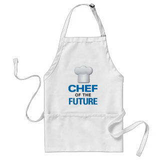 CRAZYFISH chef Adult Apron