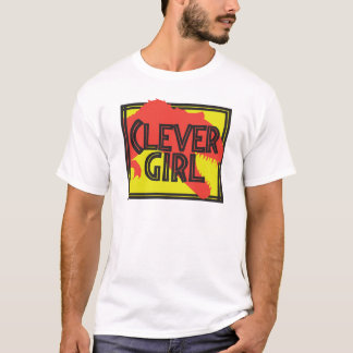 CRAZYFISH clever girl T-Shirt
