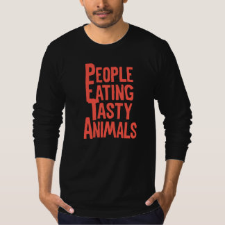 CRAZYFISH eating tasty animals T-Shirt