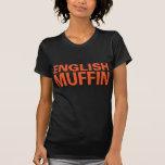 CRAZYFISH english muffin T-shirts