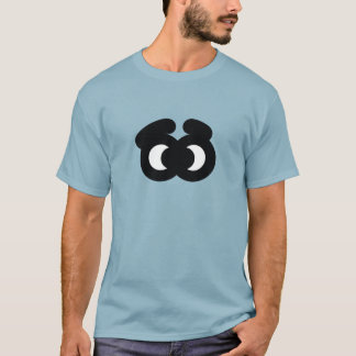 CRAZYFISH googly eyes T-Shirt