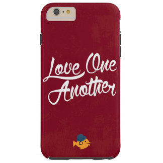 CRAZYFISH love one another Tough iPhone 6 Plus Case