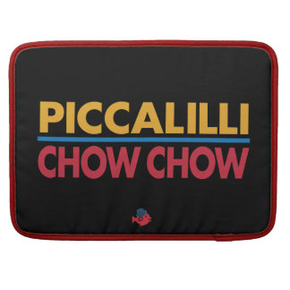 CRAZYFISH piccalilli chow chow Laptop Sleeve
