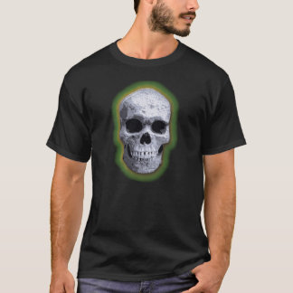 CRAZYFISH skull skeleton T-Shirt