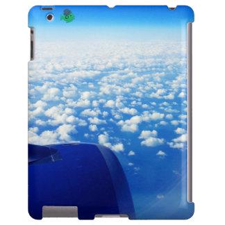 CRAZYFISH sky clouds photo iPad Case