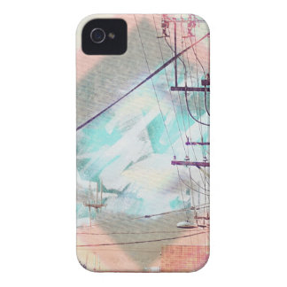 CrazyPeaks of SanFrancisco aka Sutrozation Tower iPhone 4 Cover