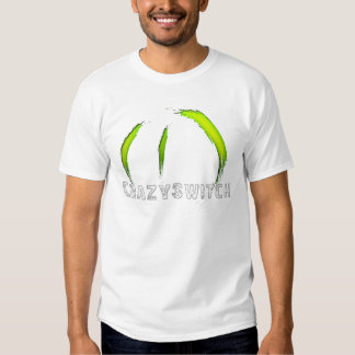 CrazySwitchGreen Shirt