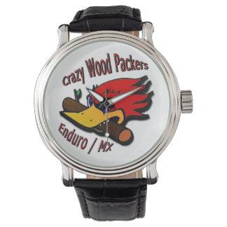Crazywoodpackers reloj (sabe)