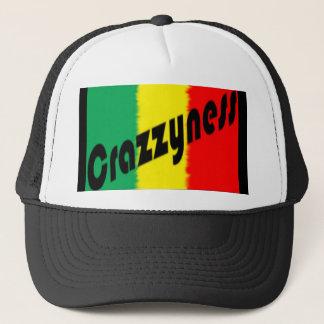 Crazzyness esp trucker hat