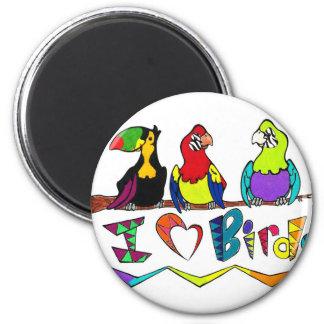 CRB Designs Fridge Magnets
