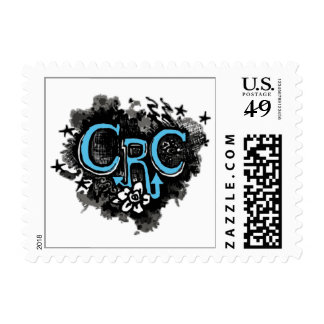 CRC initials 1st class Stamps