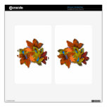 Cre8tive Fall Leaves Decal For Kindle Fire