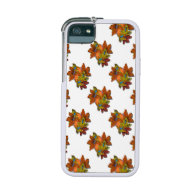 Cre8tive Fall Leaves iPhone 5 Case