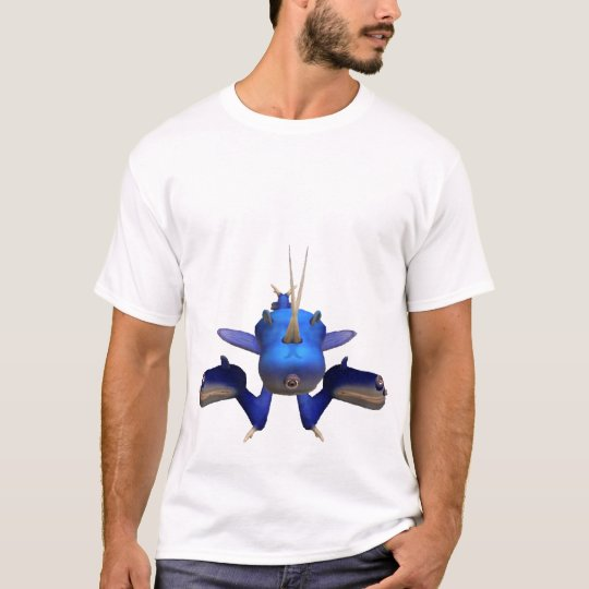 CRE_Hungryus Hornicus-06ebaee7_ful, You're just... T-Shirt