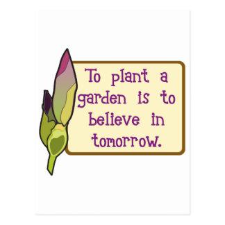 Crea adentro mañana postales