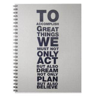 crea cuadernos