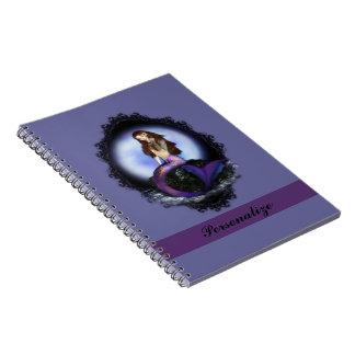 Crea el cuaderno 2 de la sirena