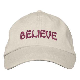 Crea el gorra bordado inspirado gorra bordada