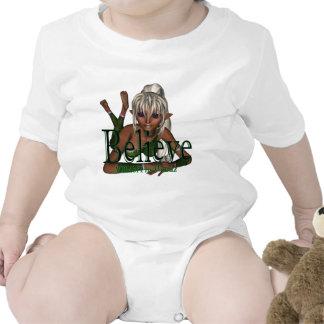 Crea el lyn de hadas Dwn Traje De Bebé