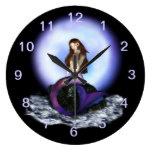 Crea el reloj de pared de la sirena 1