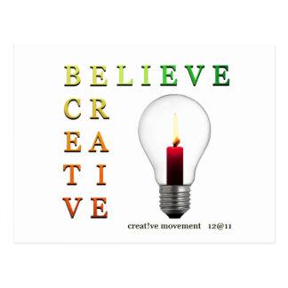 Crea en crucigrama de la idea tarjetas postales