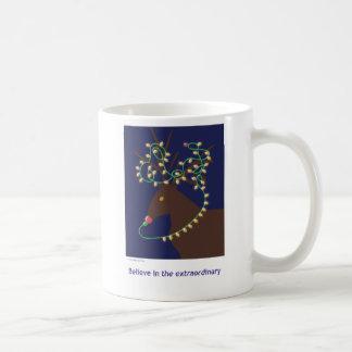 crea en el extraordinario taza