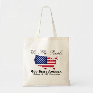 Crea en la constitución bolsas