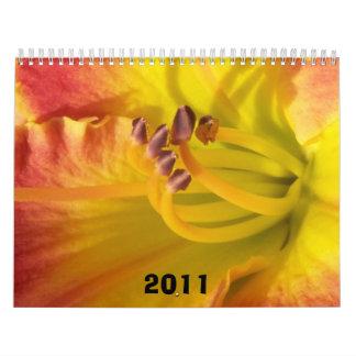 Crea en la mañana 2011 calendario de pared