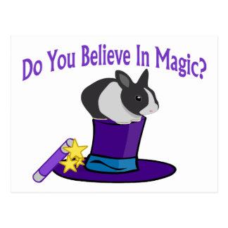 Crea en magia postales