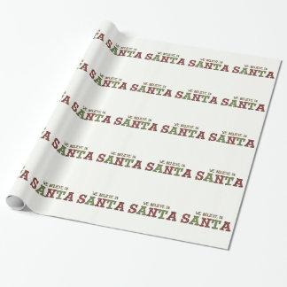 Crea en papel de envoltorio para regalos del papel de regalo