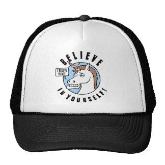 Crea en sí mismo gorras de camionero