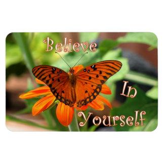 Crea en sí mismo (la mariposa 9107 de Julia del Iman Flexible