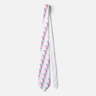 Crea en sí mismo (y UNICORNIOS) Corbata Personalizada