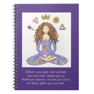 """""""Crea en su mágico…"""" Cuaderno"""