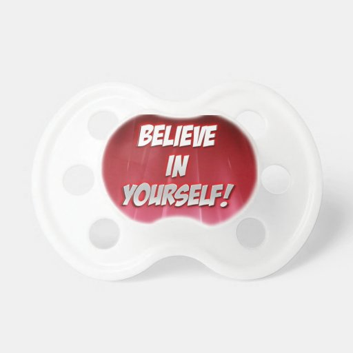 Crea en Yourself-products. Chupete