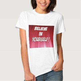 Crea en Yourself-products. Playera