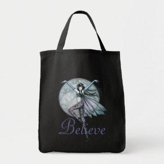 Crea la bolsa de asas de hadas por Molly Harrison